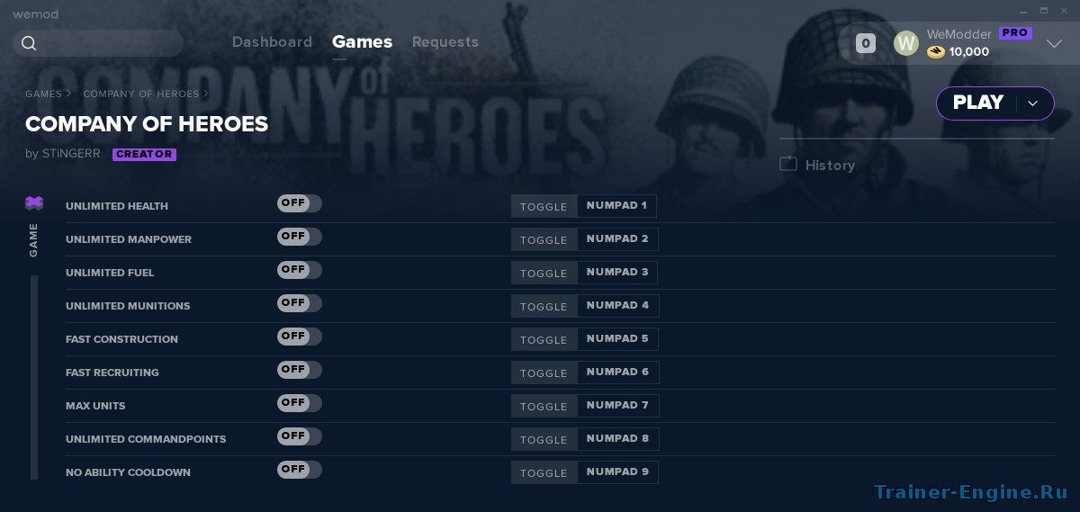 Company of heroes cheats youtube.